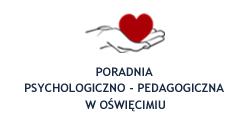 Logo Poradni Psychologiczni - Pedagogicznej w Oświęcimiu